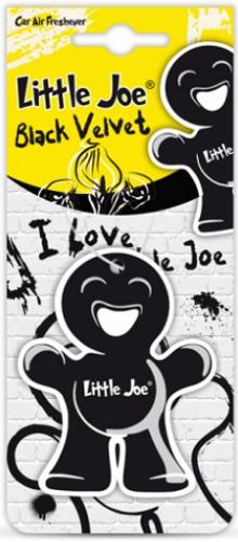 Lujsa Little Joe Black Velvet