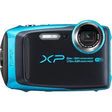 Fujifilm FinePix XP120 černo-modrý