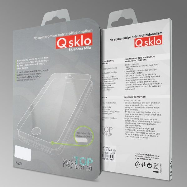 Qsklo ochranné sklo pro Lenovo Moto G5 Plus
