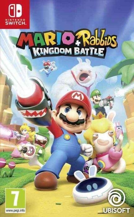 Mario + Rabbids Kingdom Battle hra pro Nintedo Switch