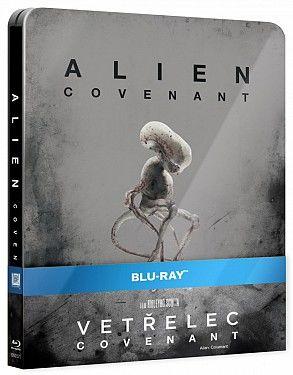 Vetřelec: Covenant (steelbook) - Blu-ray