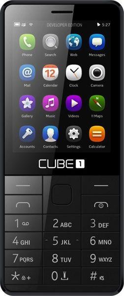 Cube 1 F300 černý