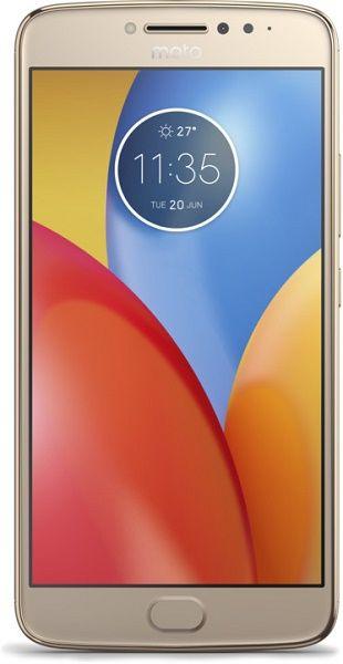Motorola Moto E Plus zlatý