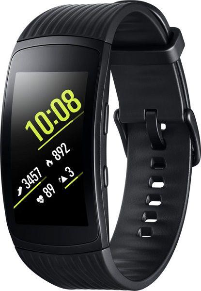 Samsung Gear Fit 2 Pro černý