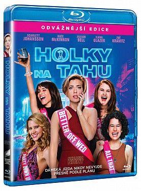 Holky na tahu - Blu-ray film