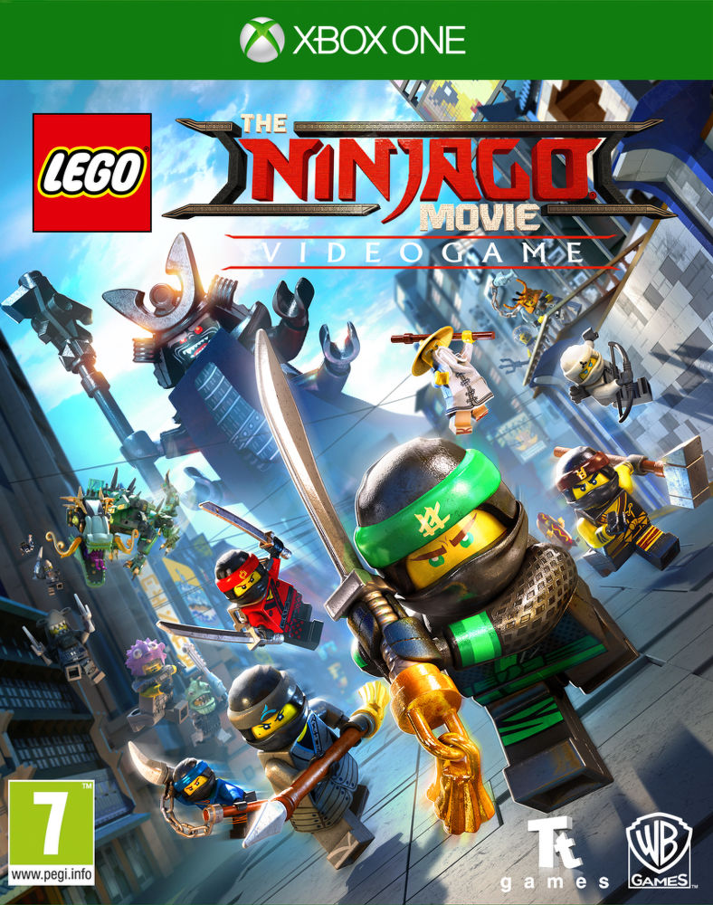 Lego Ninjago Movie - Xbox One Hra
