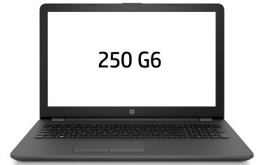 HP 250 G6, 1WY15EA černý