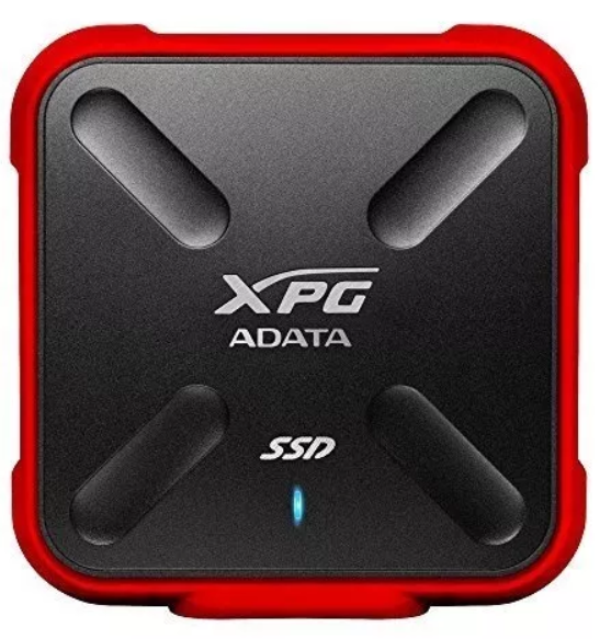 A-DATA XPG SD700X 256GB USB 3.1 červený