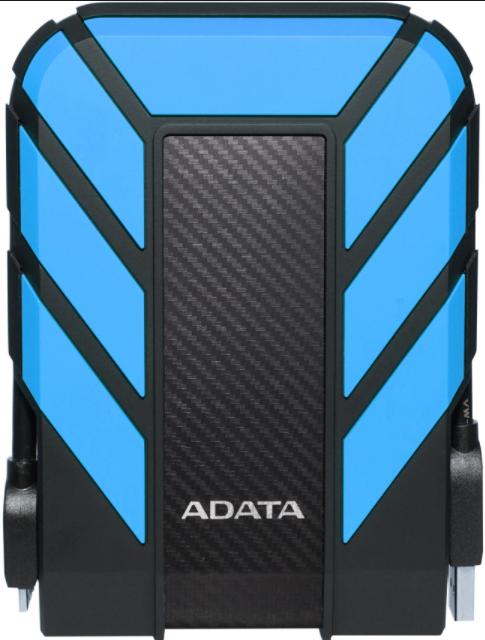 """A-DATA HD710 PRO 2.5"""" 3TB USB 3.1 modrý"""