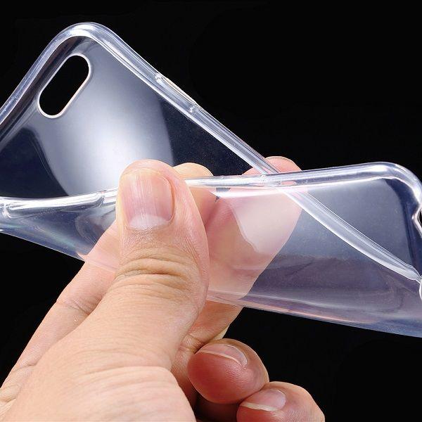 Winner zadní kryt pro Huawei P9 Lite Mini 2017, transparentní