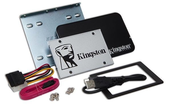 Kingston UV400 KIT 120GB, interní SSD