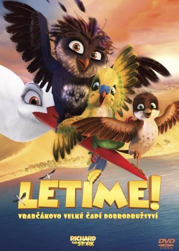 Letíme - DVD film
