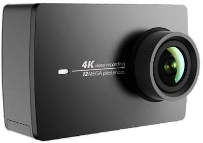 YI 4K Action Camera Waterproof Set černý
