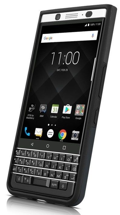 BlackBerry Dual Layer Shell pro BlackBerry KEYone