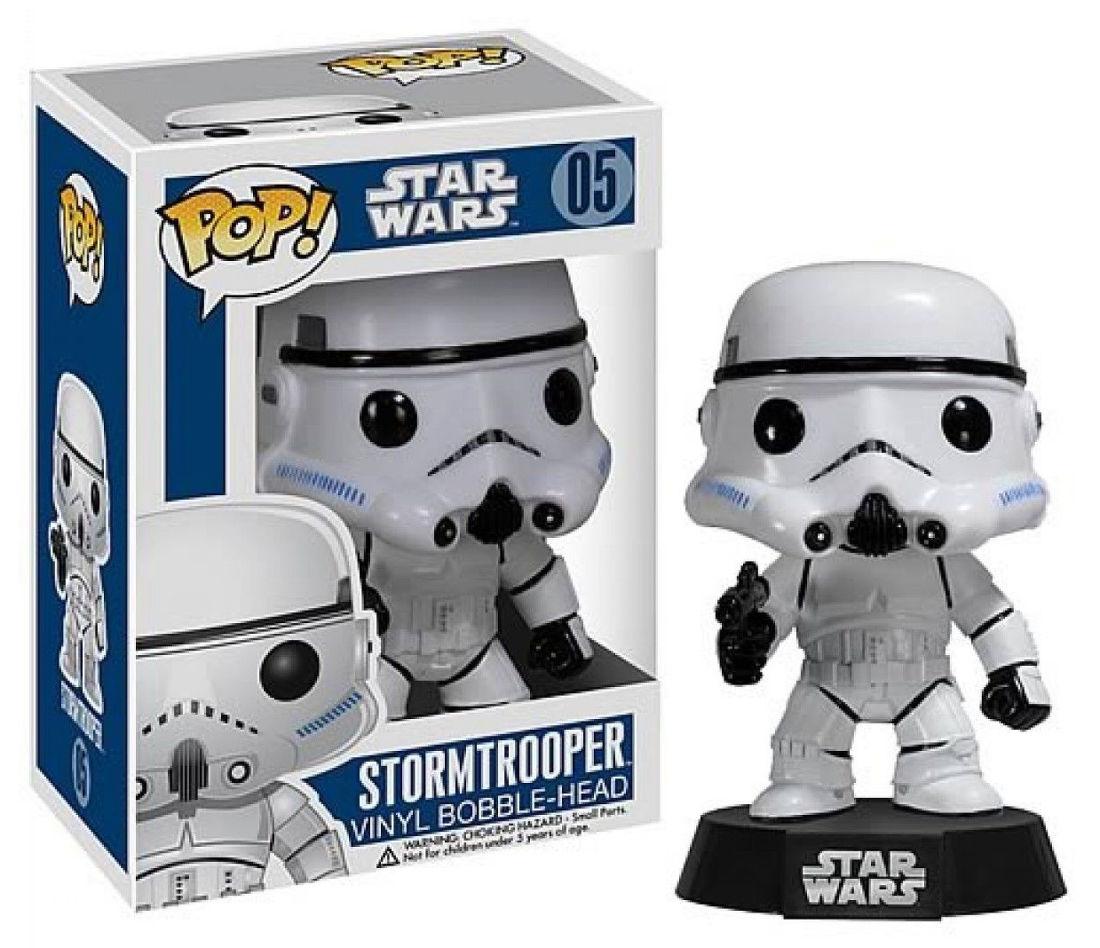 Funko Pop! Stormtrooper figurka