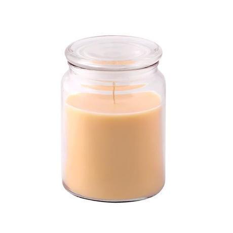 Provence Vanilka aromatická svíčka ve skle (510g)
