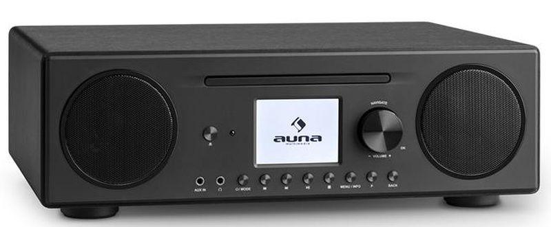 Auna Connect CD černé