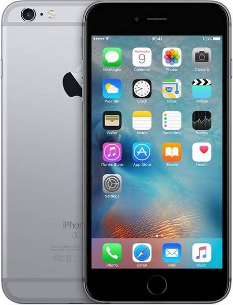 Apple iPhone 6s 32 GB šedý