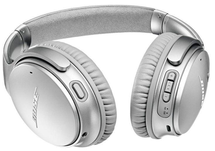 Bose QuietComfort 35 II stříbrné