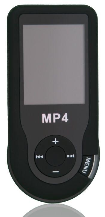 Luvianta LUVIMP34 4 GB černý