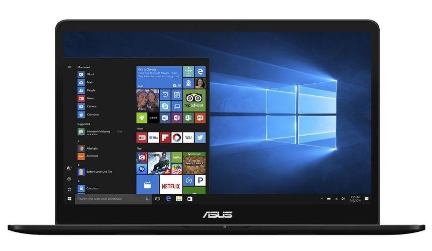Asus ZenBook Pro UX550VD-BN050T