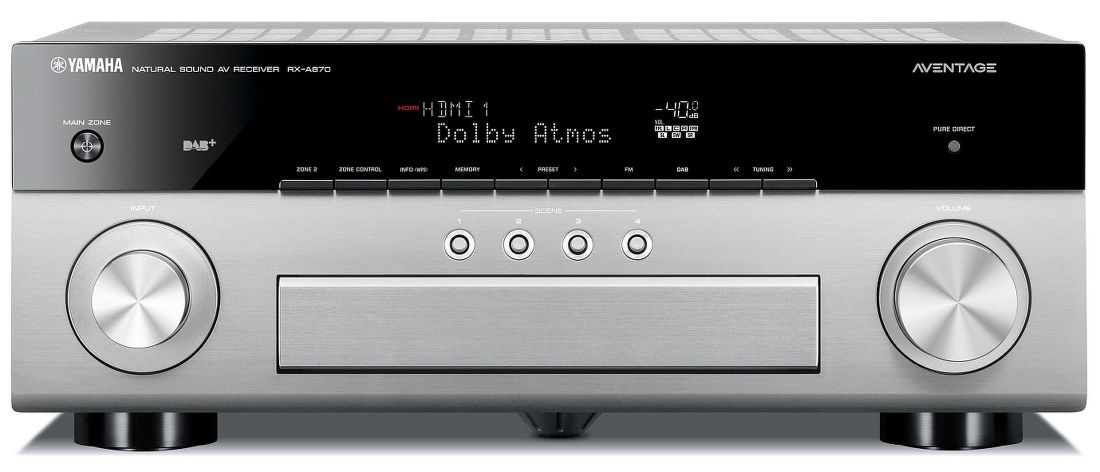 Yamaha RX-A870 titan