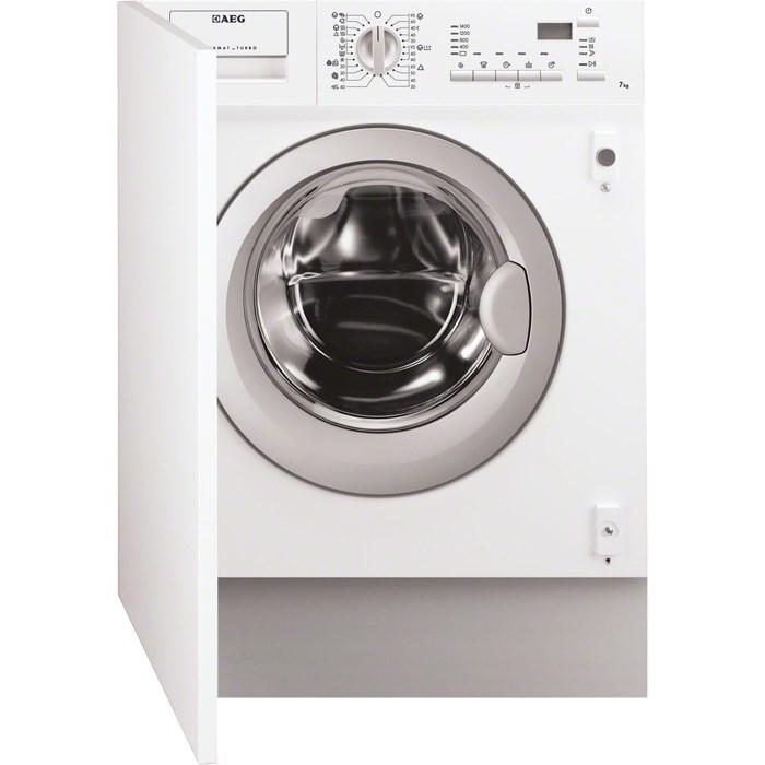AEG L61470WDBI, vst. pračka se sušičkou