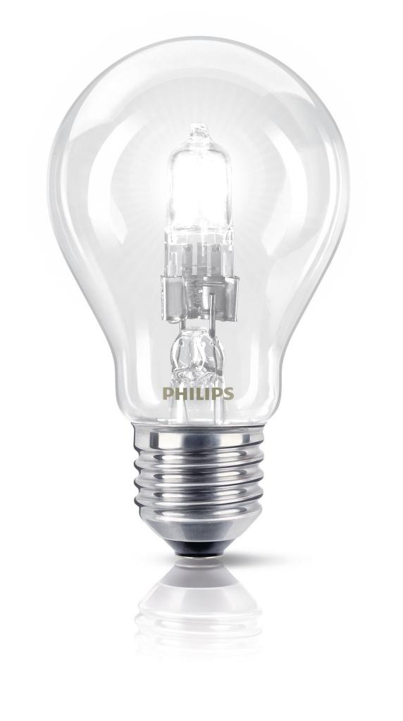 Philips EcoClassic30 28W E27 230V A60 CL 1CT / 10