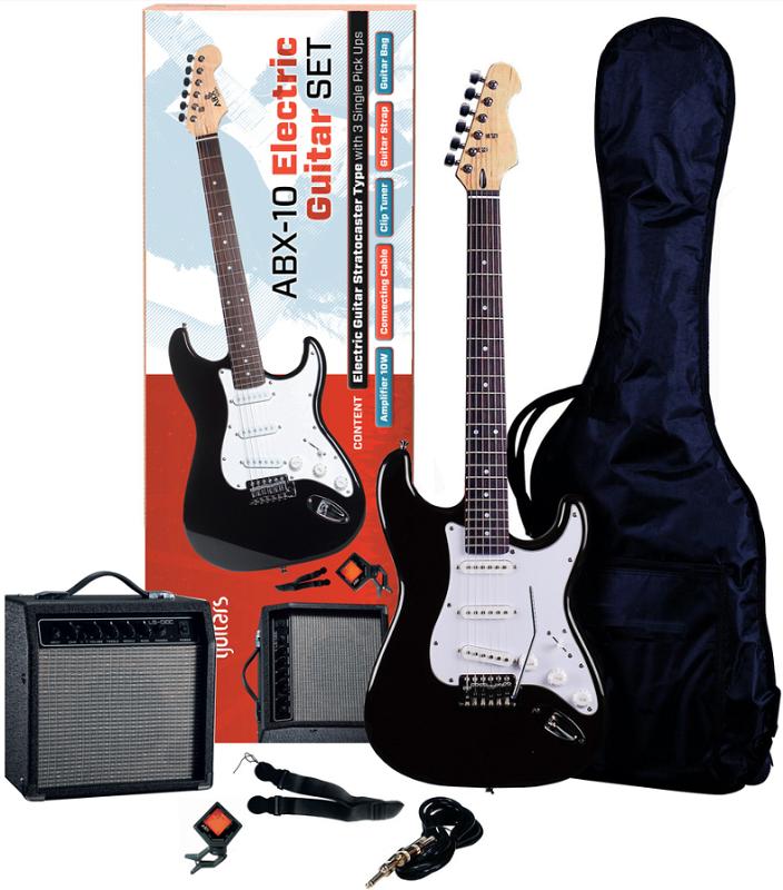 ABX Guitars 10 Set
