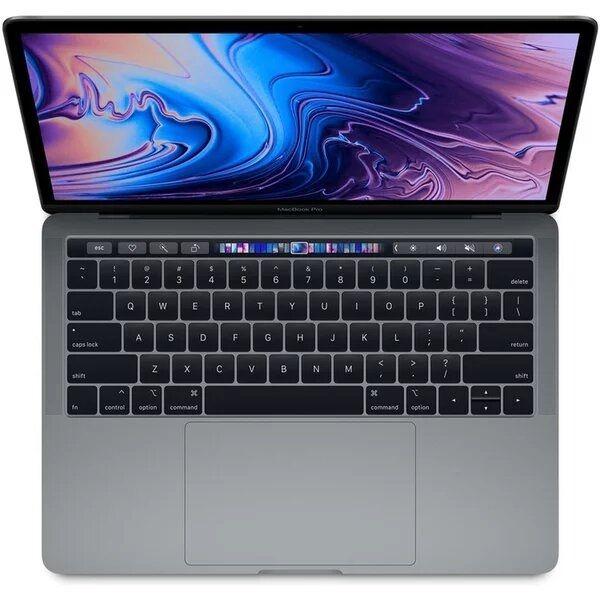 Apple MacBook Pro 13 Retina Touch Bar i5 512GB (2019) vesmírně šedý