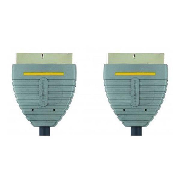 Bandridge BVL7102 - SCART kabel, 2m