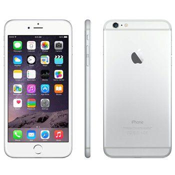 Apple iPhone 6 Plus 16 GB stříbrný