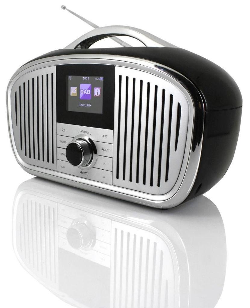 Soundmaster IR4000SW DAB + FM rádio