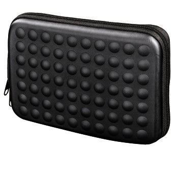 Hama pouzdro Dots 7'' (17,8 cm) (černé)