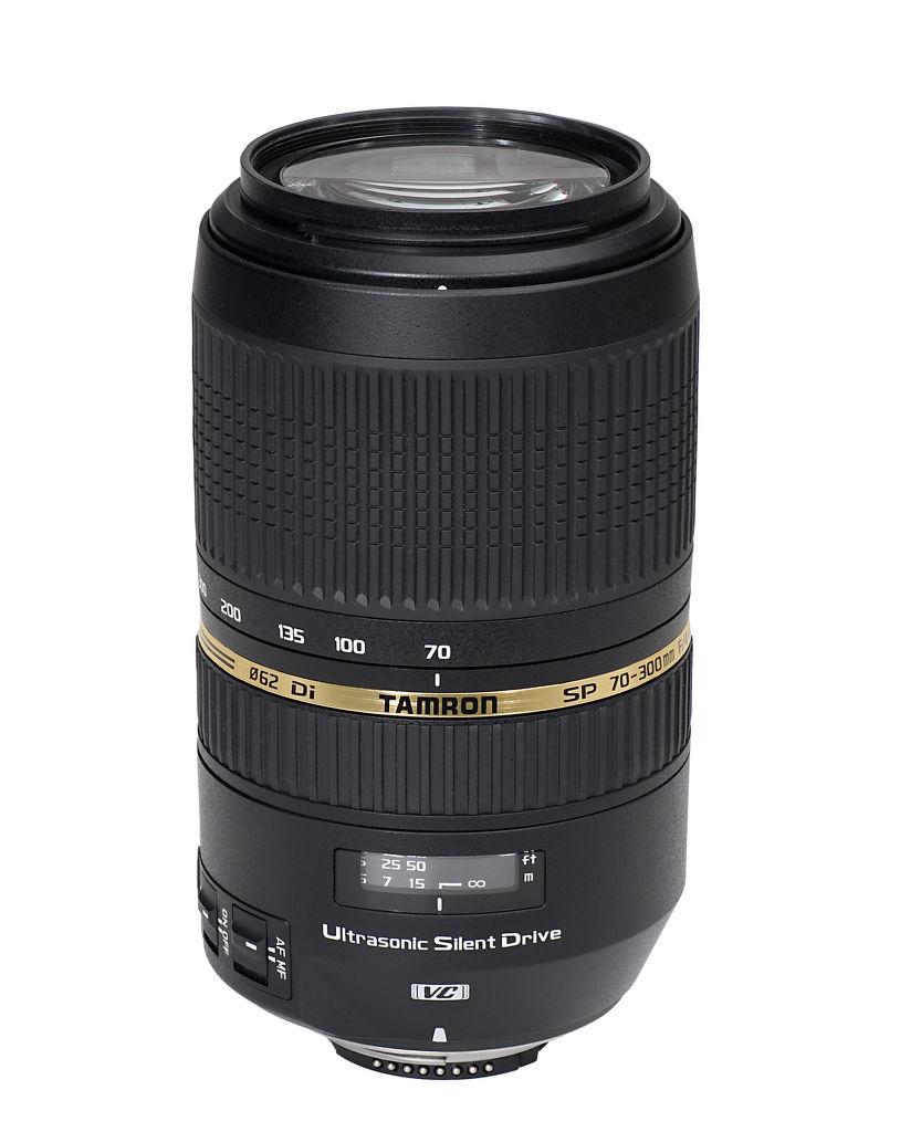 Tamron SP 70-300mm f/4-5.6 Di VC USD Canon - objektiv