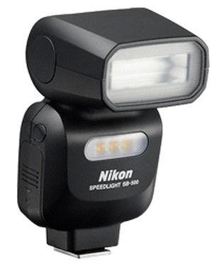 Nikon SB-500 - externí blesk