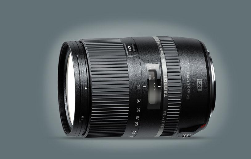 Tamron AF 16-300mm F/3.5-6.3 Di II VC PZD pro Canon - objektiv