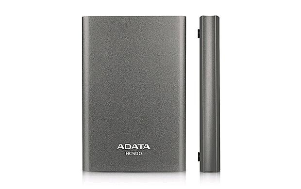 "A-DATA Choice HC500 2,5"" 2TB USB 3.0 (titánový)"