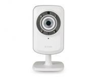 D-Link DCS-932L Wireless N Home Network Camera, WPS, IR w / myDlink