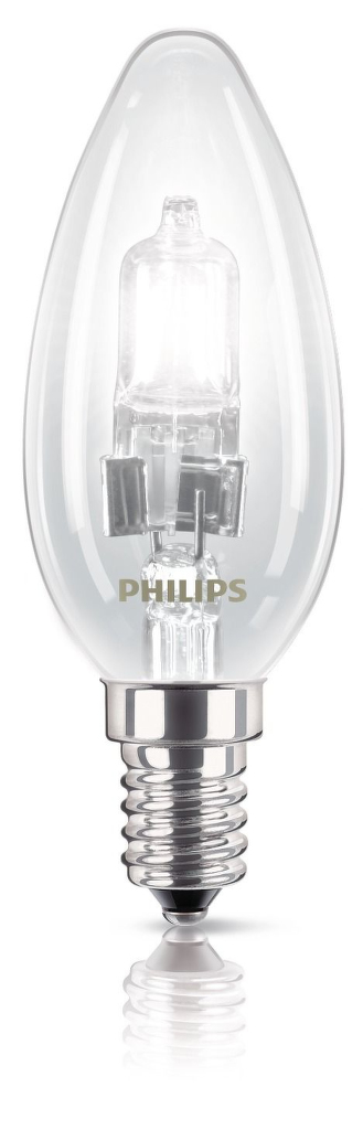 Philips EcoClassic 30 18W E14 230V B35 CL 1CT / 15