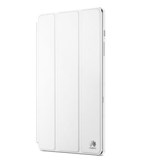Huawei originální flipové pouzdro pro MediaPad M2 (bílé)