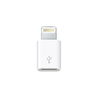 Apple adaptér z lightning - micro USB konektor MD820ZM/A