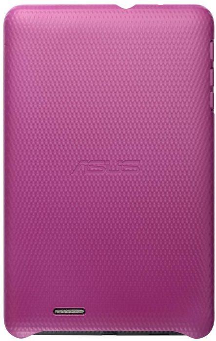 ASUS ochranné pouzdro pro EeePad Memo Pad ME172V, Spectrum Cover, červená barva + ochranná fólie na displej