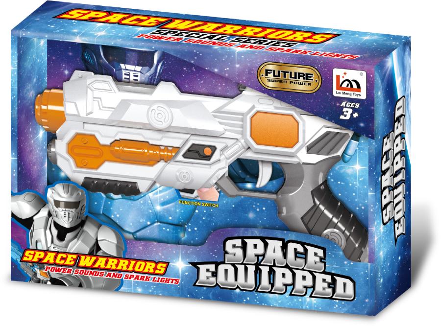 NO NAME P00328 - Kosmická pistole
