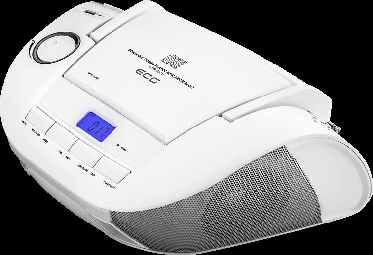 ECG CDR 800 U (bílý)