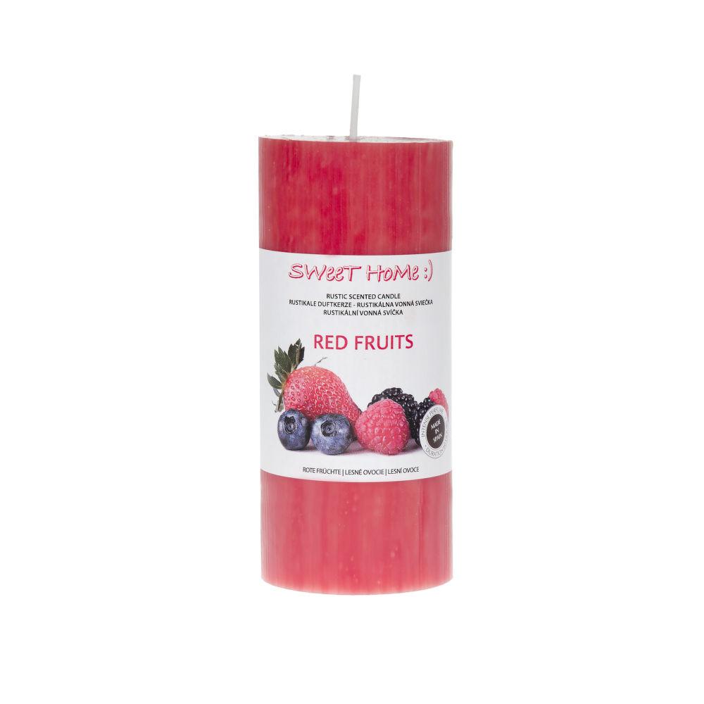 Sweet Home Lesní ovoce aromatická svíčka (400g)