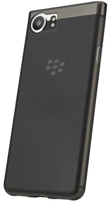BlackBerry Soft Shell pro BlackBerry KEYone, černá