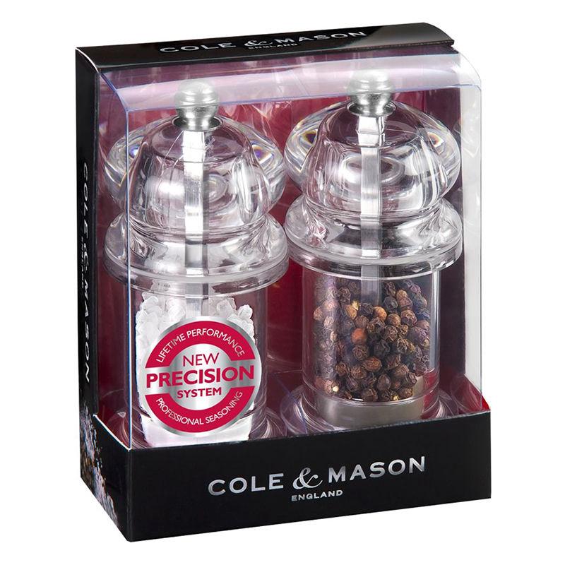 Cole&Mason H50518P mlýnek na pepř a sůl (2ks)
