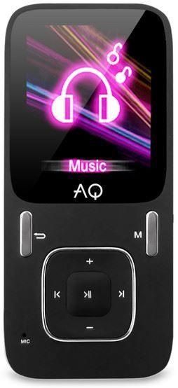 AQ MP02BK černý