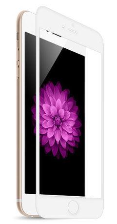 Devia tvrzené sklo pro iPhone 6/6S, bílé